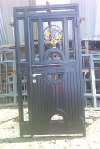 Steel Doors and Gates. Locally made.