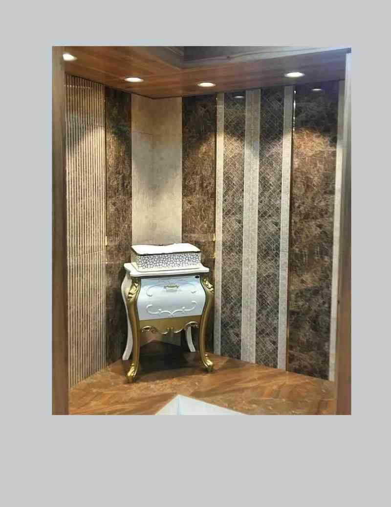 Bathroom Wall and Floor tiles design. Iranian made ...