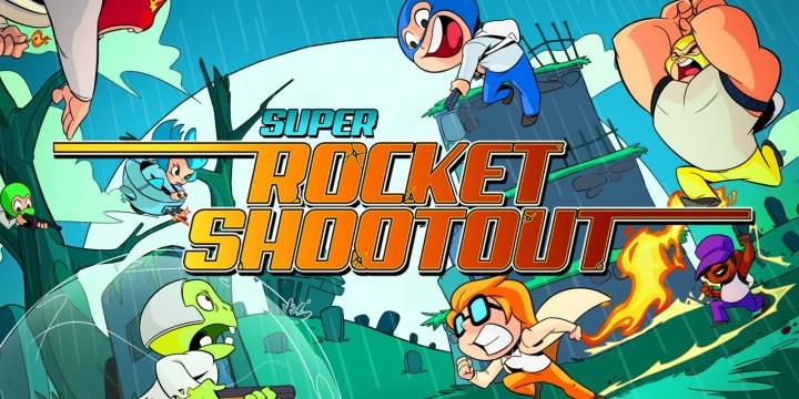 Switch_Super Rocket Shootout