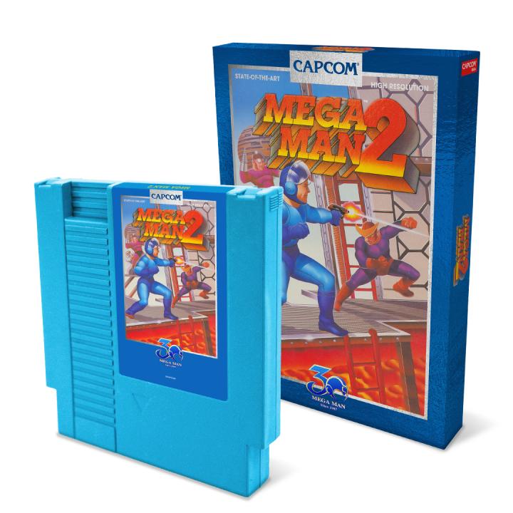 Mega Man 2 - 30th Anniversary Classic Cartridge