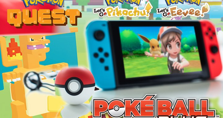 New Pokémon™ Experiences Announced
