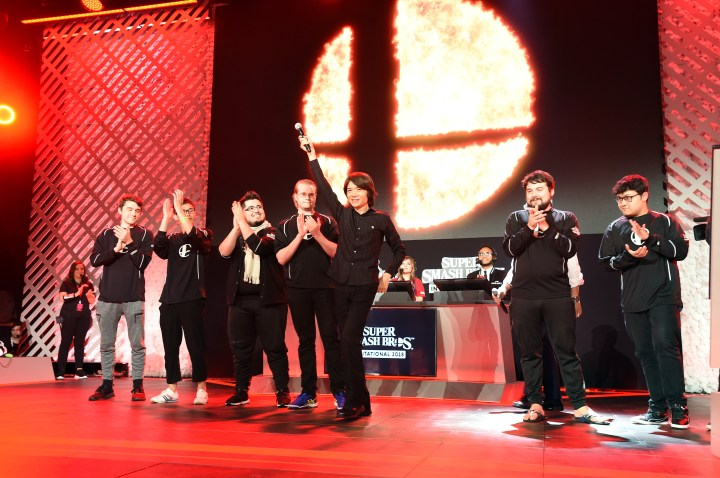 Photo SSB U Tournament