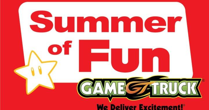 Nintendo Switch Summer of Fun 2018 GameTruck