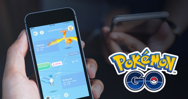 Pokémon Go friends Updates
