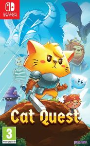 Cat Quest - Nintendo Switch box art
