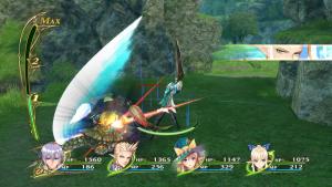Shining Resonance Refrain Screenshot
