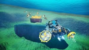 Nintendo Labo Vehicle Kit screenshot