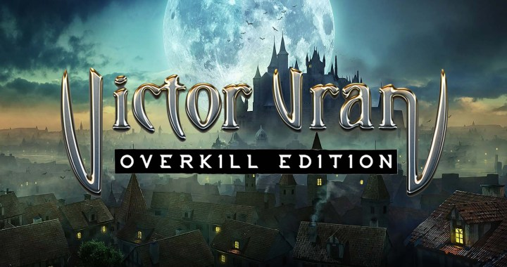 Victor Vran Overkill Edition