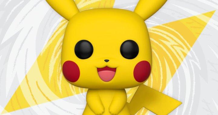 Target Exclusive Pikachu Pop!