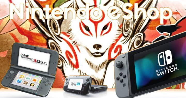 Nintendo Download, Aug. 9, 2018: The Legendary White Wolf Returns