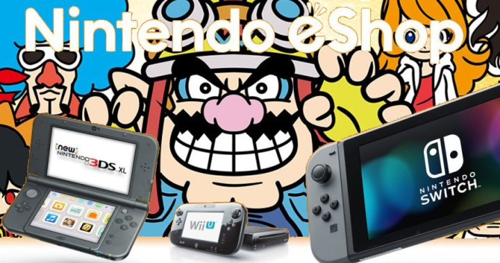 Nintendo Download, Aug. 2, 2018: I'm-a Wario, I'm-a Gonna Win!