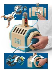 Nintendo Labo: Vehicle Kit Submarine