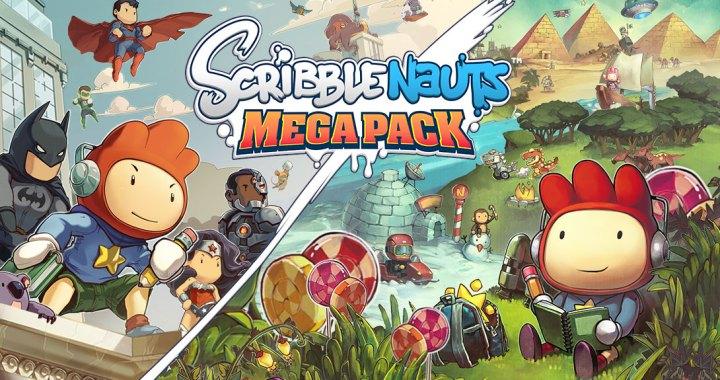 Scribblenauts™ Mega Pack