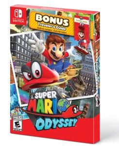 Super Mario Odyssey Bonus Guide Bundle