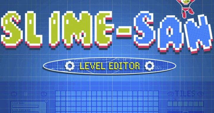 Slime-san Level Editor