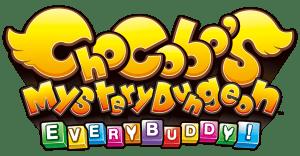 Chocobo's Mystery Dungeon EVERY BUDDY!™