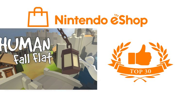 Nintendo eShop Charts – September 15th, 2018
