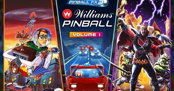 Pinball FX3 – Williams Pinball