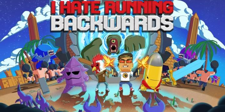 I Hate Running Backwards