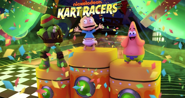Nickelodeon Kart Racers for Nintendo Switch Goes Gold