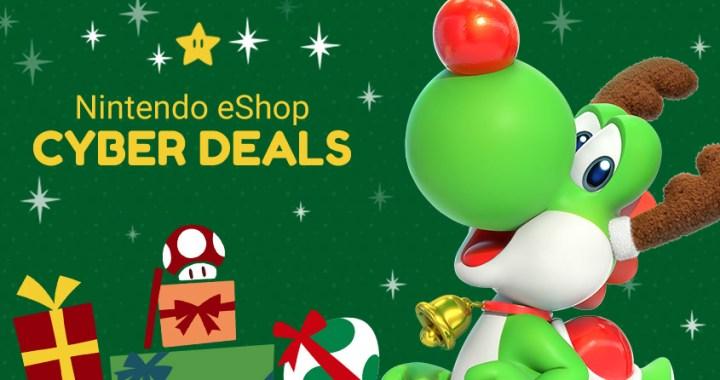 Nintendo Cyber Monday Deals 2018