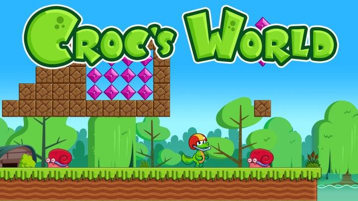 Croc's World