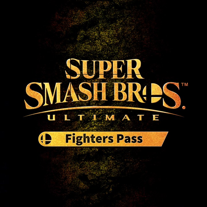 Super Smash Bros Ultimate Fighters Pass logo