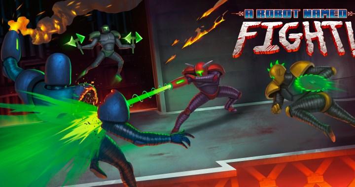 A Robot Named Fight! Deathmatch Update