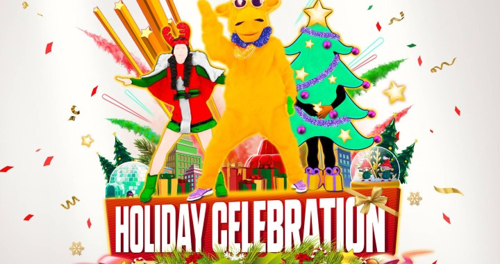 Holiday Celebration in Just Dance 2019