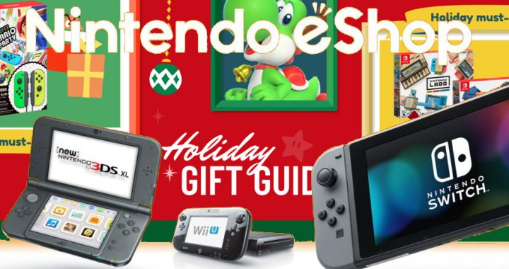 Nintendo Download, Dec. 20, 2018: Happy Holidays!