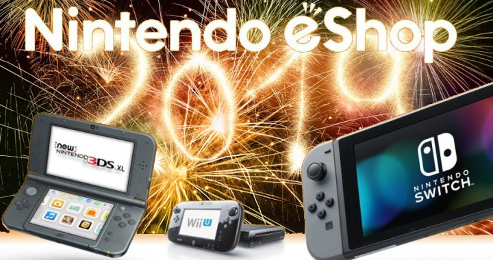 Nintendo Download, Dec. 27, 2018: Happy New Year!
