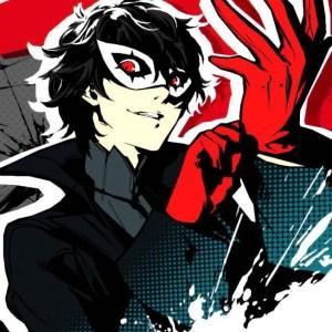 Joker from Persona 5