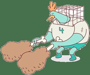 Eggggg - The platform puker