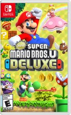 ew Super Mario Bros. U Deluxe box art