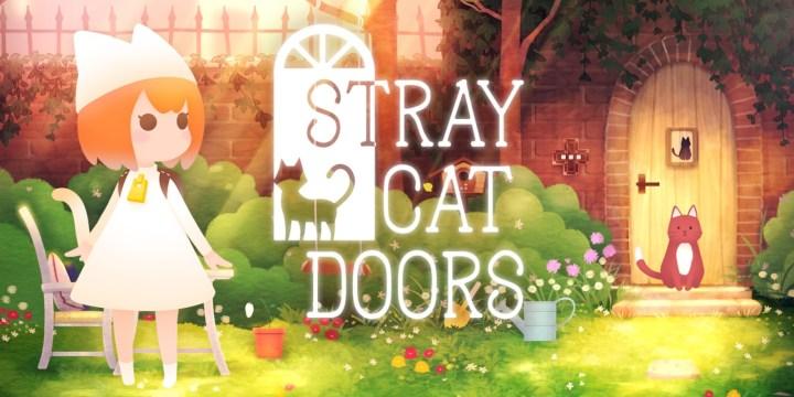 Stray Cat Doors