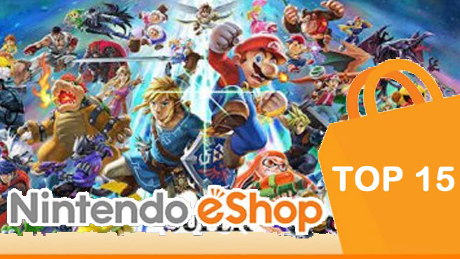 Nintendo eShop EU – December 2018 Top 15 Sold