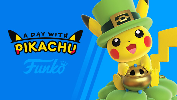 Celebrate a Year of Pikachu with Funko