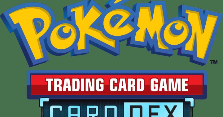 Pokémon TCG Card Dex Mobile App