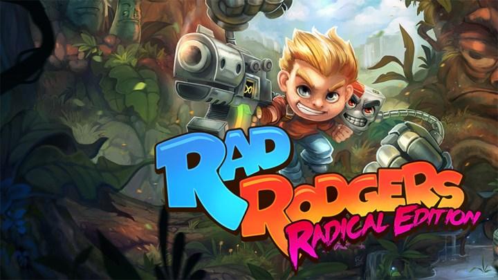 Rad Rodgers Radical Edition