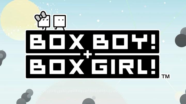 BOX BOY + BOX GIRL