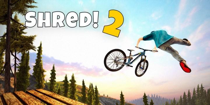 Shred! 2 - Freeride Mountainbiking