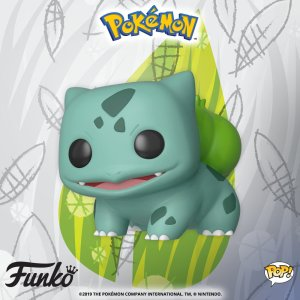 Pop!Pokémon:Bulbasaur