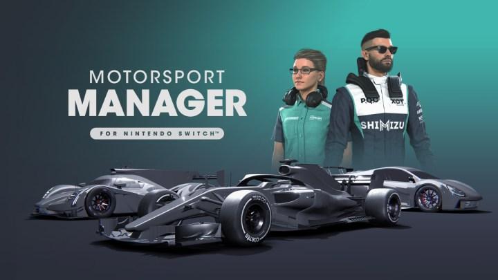 Motorsport Manager for Nintendo Switch