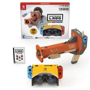 Nintendo Labo VR Kit - Starter Set