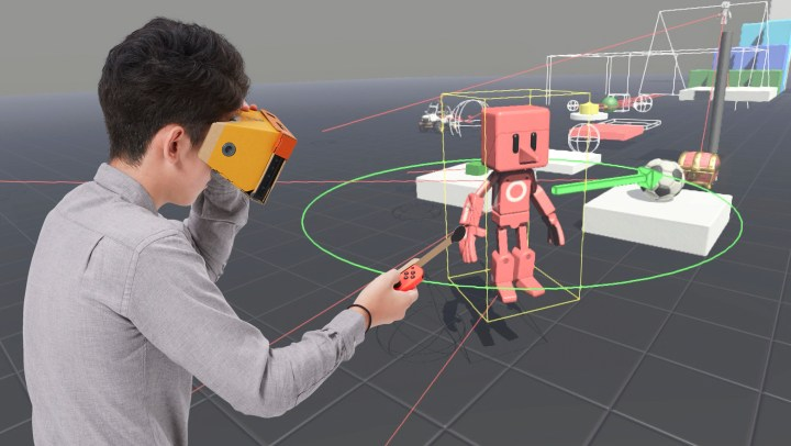 Nintendo Labo VR Kit - Toy-Con Garage