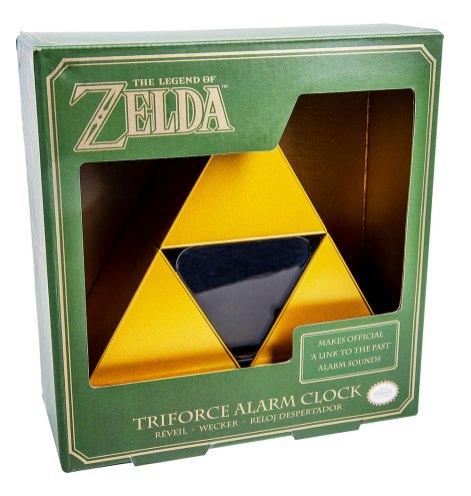 Zelda_TriForce_AlarmClock_1