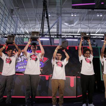 Splatoon 2 North America Inkling Open 2019 winners