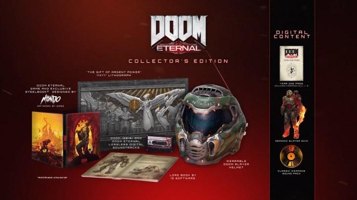 DOOM EternalCollector's Edition