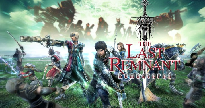 THE LAST REMNANT™ Remastered