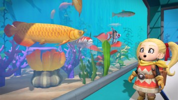 DRAGON QUEST BUILDERS 2 DLC Aquarium Pack